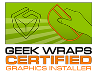 Geek Wraps Certified