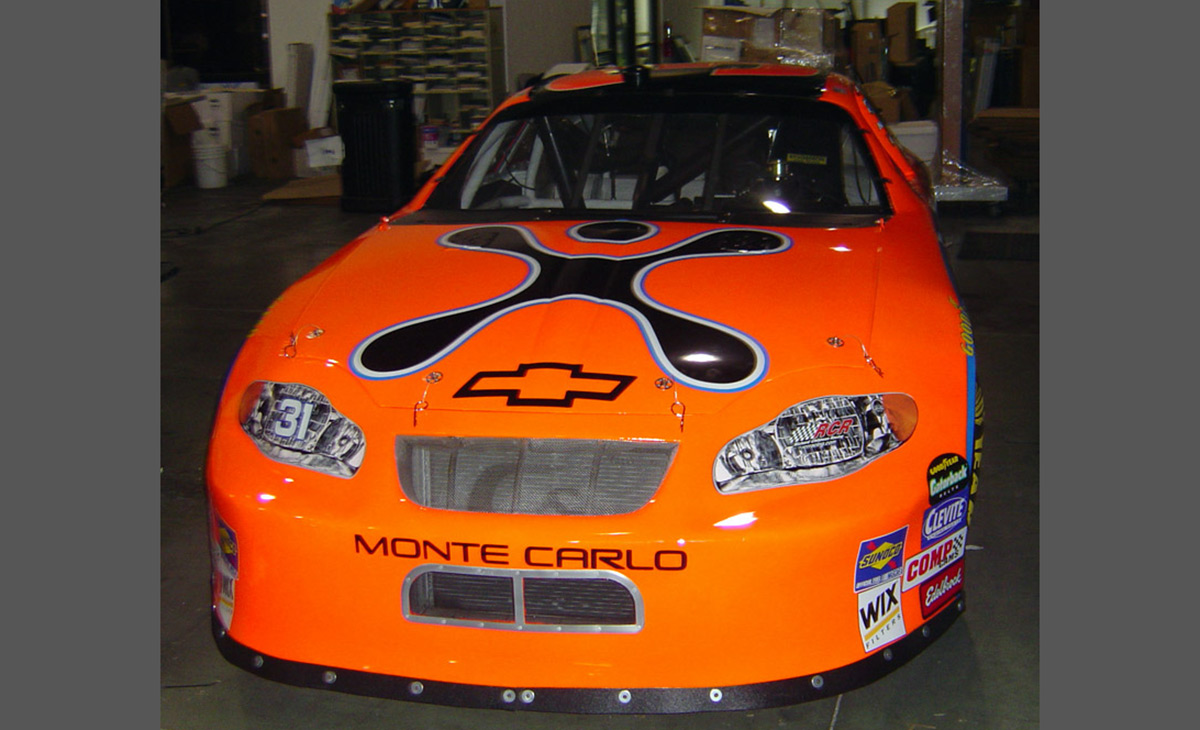 Race Car Cingular